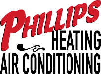 Phillips Heating & Air Conditioning Logo