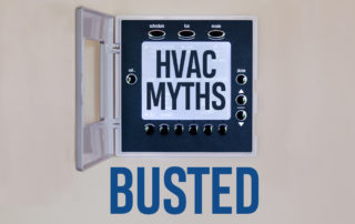 HVAC Myths Busted by Phillips Heating & Air Conditioning