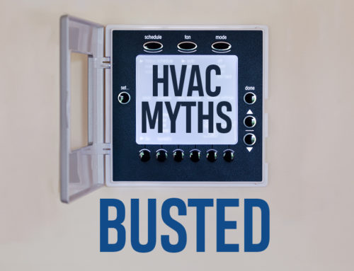 Let's Bust Some HVAC Myths!