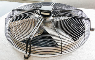 AC unit routine maintenance