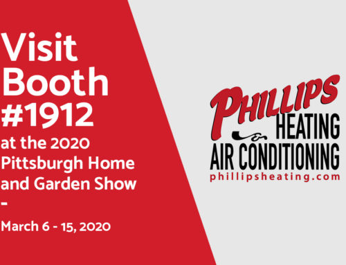 Visit Phillips' Booth at the 2020 Home and Garden Show